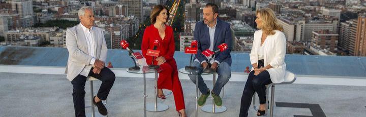 Así es la nueva programación de Onda Madrid y Telemadrid