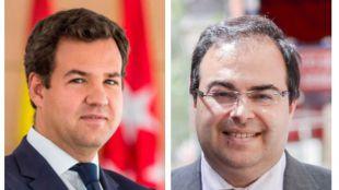 Duelo de alcaldes: Las Rozas y Leganés en Onda Madrid