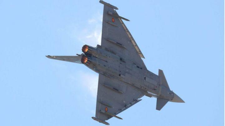 Mueren un instructor y su alumna en otro accidente de avioneta del Ejército en Murcia