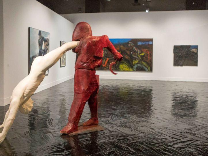 La exposición 'El sueño de la razón' recuerda la figura de Goya.