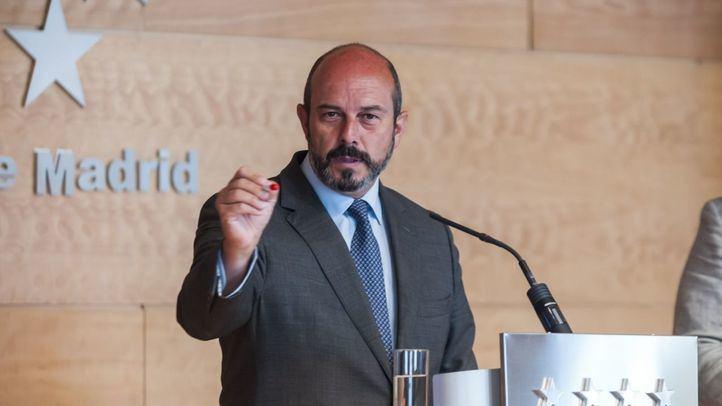 Pedro Rollán, nuevo portavoz del PP en la Comisión de Presidencia