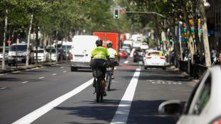 A vueltas con el carril bici de Bulevares: evolución o reversión