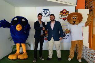 SEK y MAD Lions firman un acuerdo de colaboración en el ámbito de la educación y los E-Sports