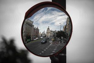 Cortes en el tráfico del centro de la capital por 'Madrid corre Madrid'
