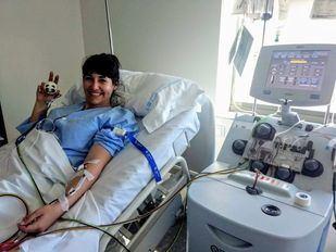 Se animó a ser donante de médula tras conocer el caso de Pablo Ráez
