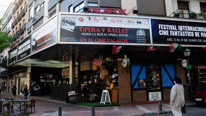 El mítico Cine Palafox reabre este lunes después de una reforma integral