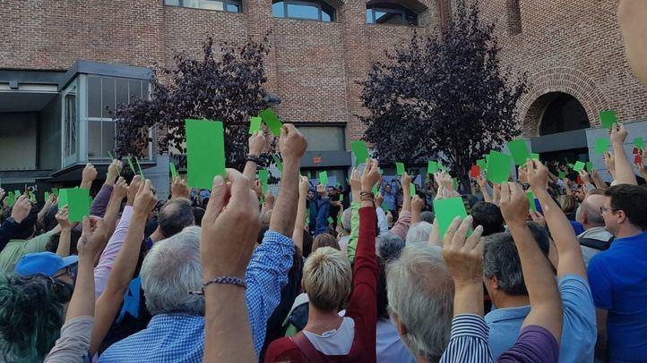 La Asamblea de Más Madrid vota a favor de concurrir a las elecciones generales del 10-N.
