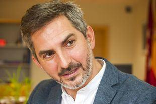 Pepe Aniorte, delegado del área de gobierno del Ayuntamiento de Madrid del Área de Familias, Igualdad y Bienestar Social.