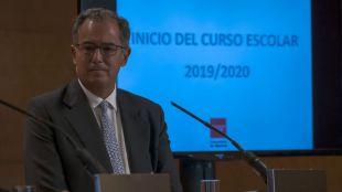 Ossorio defiende la prohibición de los móviles en los centros educativos: