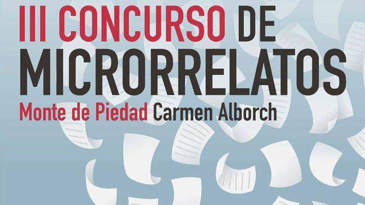 """La vulnerabilidad del planeta, tema del III Concurso de Microrrelatos Monte de Piedad """"Carmen Alborch"""""""