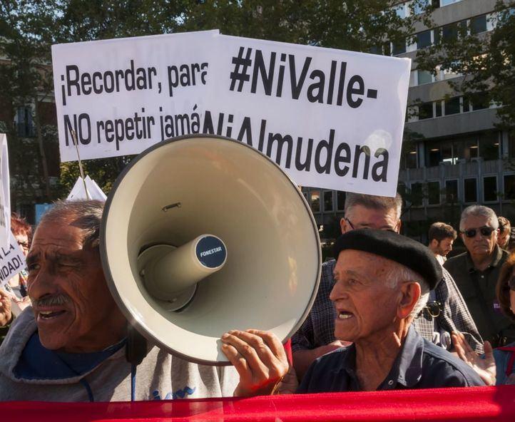 Colectivos memorialistas celebran el fallo y exigen que se abra el resto de las fosas