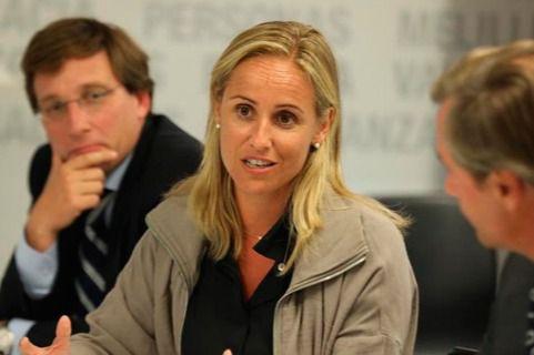 Ana Camins, nueva secretaria general