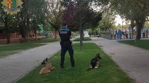 Unidad Canina de la Policía local de Getafe