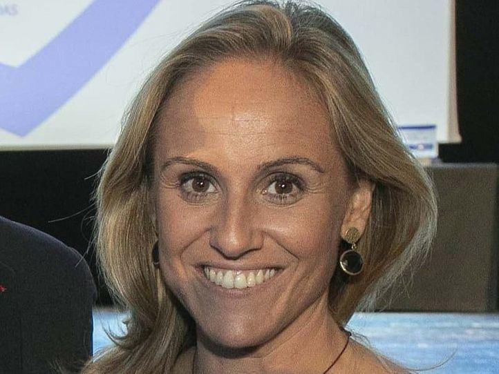Ana Camíns, secretaria general del PP de Madrid