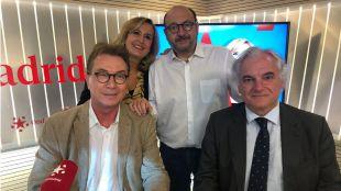 """Miguel Garrido: """"Hay que acostumbrarse a vivir con políticas inestables"""""""
