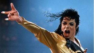 El día que Michael Jackson desfiló con la Policía en Hortaleza