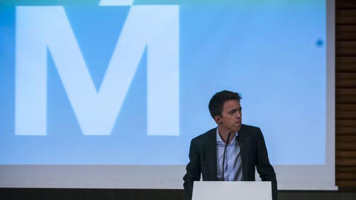 Íñigo Errejón encabezará la candidatura de Más País en las generales
