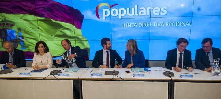 El PP de Madrid se refuerza de cara a las elecciones con nuevos nombramientos