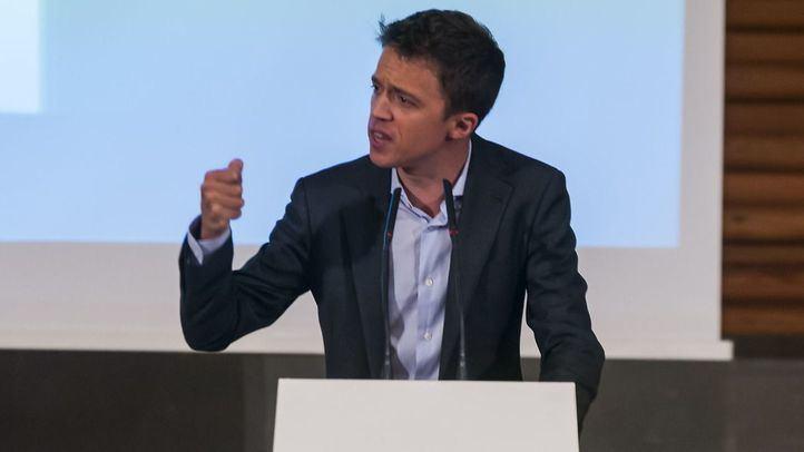 Íñigo Errejón encabeza la candidatura de Más País a las elecciones generales del 10-N.