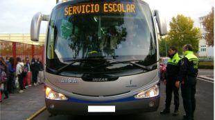 La Comunidad realizará inspecciones en 500 autobuses escolares