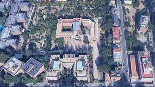 Vecinos y asociaciones exigen hacer públicos los jardines del Convento de las Damas Apostólicas