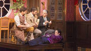 La función que sale mal, en el Teatro La Latina