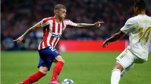 El Atlético de Madrid y el Real Madrid empatan en un derbi sin grandes emociones.