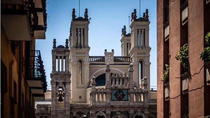 Antiguo hospital de Jornaleros, actual sede de la consejería de Transportes de la Comunidad de Madrid.