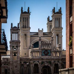 El Hospital de Maudes abre con motivo de la Semana de la Arquitectura