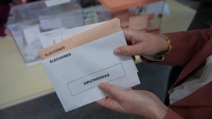 Elecciones Generales del pasado 28 de abril.