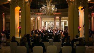 El Madrid Social y Fundaciones: The Westin Palace