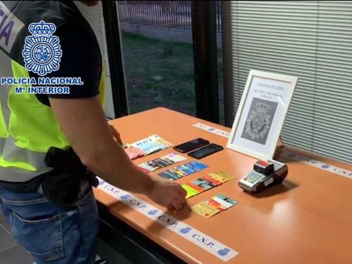 Detenido por estafar 26.000 euros como conductor