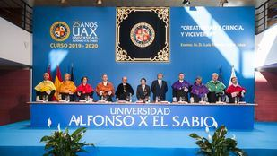La Universidad Alfonso X el Sabio celebra su solemne acto de Apertura del Curso