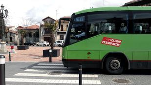 Refuerzos en los autobuses interurbanos que conectan la Sierra Norte con Madrid