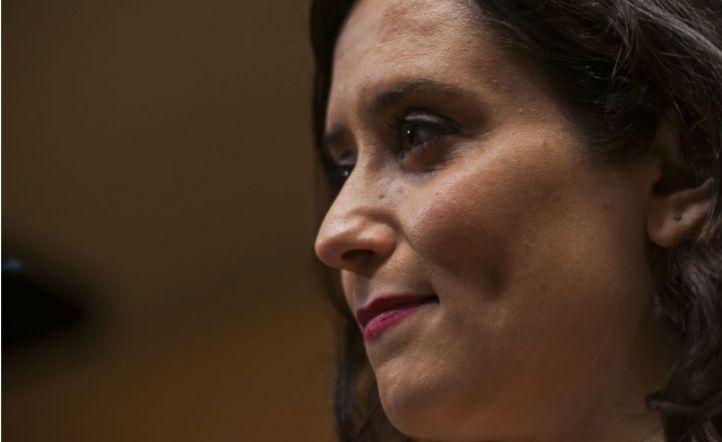 Isabel Díaz Ayuso regresa a la Asamblea sin los aliados con los que se fue