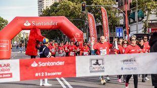 La carrera se celebrará el domingo 13 de octubre.