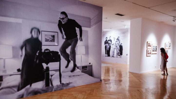 Carlos Saura, un fotógrafo cineasta obsesionado con la imagen