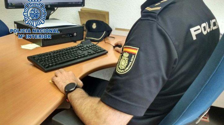 Un detenido en una operación policial en varios distritos de la capital contra las bandas latinas