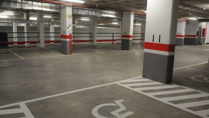 El parking de Santo Domingo abrirá en 2021 con más de 250 plazas