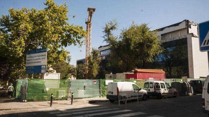 La biblioteca de San Fermín abrirá sus puertas la próxima primavera