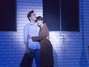 'Ghost', el musical, llena la Gran Vía de música e ilusionismo