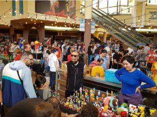 Mercado del Juguete: la feria de coleccionismo más grande de Madrid cumple 13 años