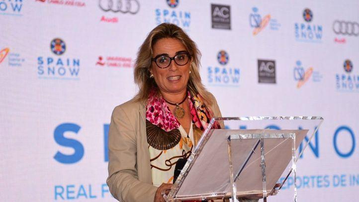 Concepción Canoyra, exdirectora de Educación Concertada de la Comunidad de Madrid.