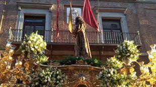 Procesión del Cristo de Medinaceli con 'extra' de polémica