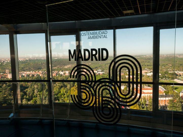 'Madrid 360' tendrá tres aparcamientos disuasorios en Aravaca, Mar de Cristal y Barajas