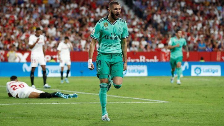 Los números de Benzema, actualizados: 228 goles con el Real Madrid