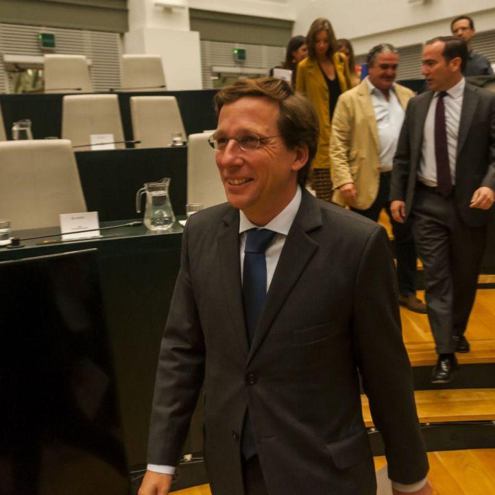 Martínez-Almeida cierra la lista para el 10-N por Madrid