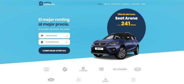 Renting de coches, la mejor opción para tener coche actualmente