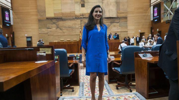 Rocío Monasterio, una de las partidarias del 'pin parental'