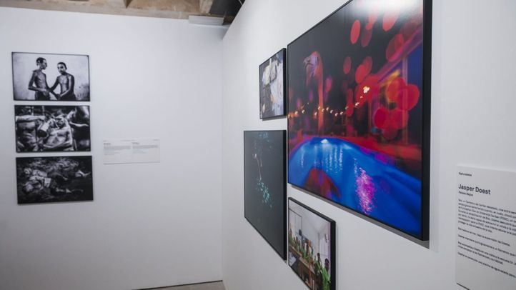 Fotografías expuestas en la World Press Photo 2019